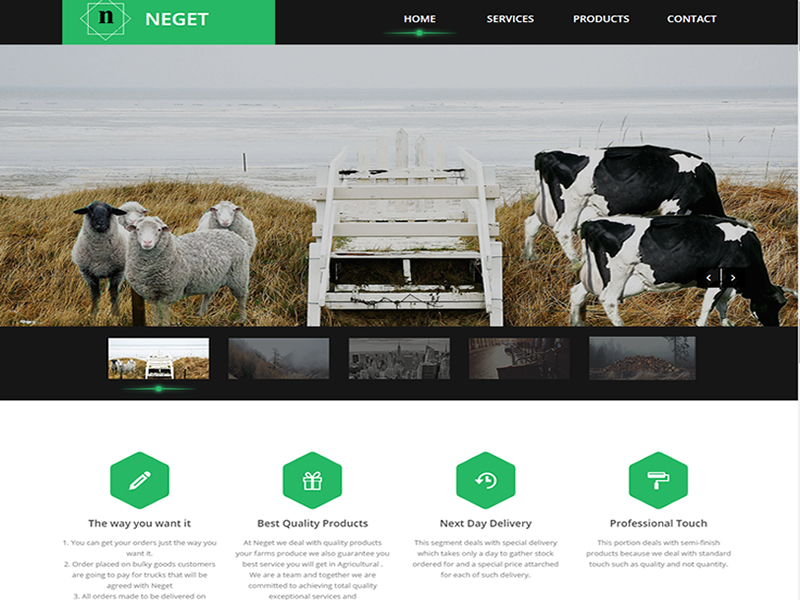 Visit Neget an agricultural website at http://neget.biz powered by Dijittech Concept